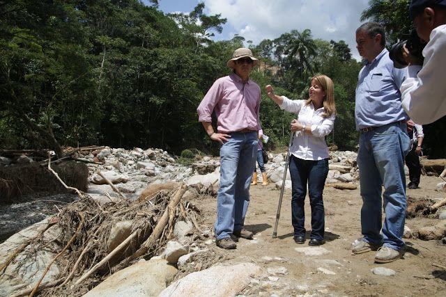 Hoy es Noticia : En Mocoa avanza solución para agua potable