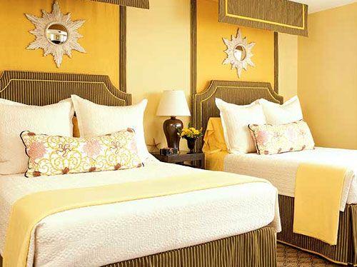 Yellow Guest Bedroom Ideas 31 best yellow bedroom :) ♥ images on pinterest | bedrooms, guest