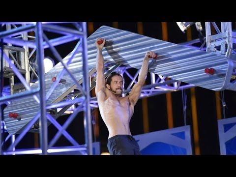 are we monkeys or what : ) .American Ninja Warrior Winner Isaac Caldiero Is First Champ in Seven Sea...