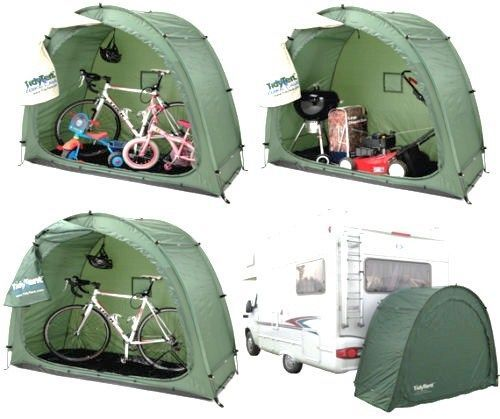 BIKE CAVE TIDY TENT Storage Unit.Bicycle Garden Tools Lawnmower Shed.Beach Hut  sc 1 st  Pinterest : bike cave tidy tent - memphite.com