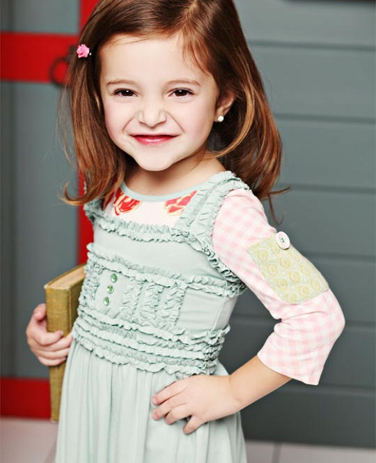 Matilda Jane Clothing- ordered this for Kennedy the other day