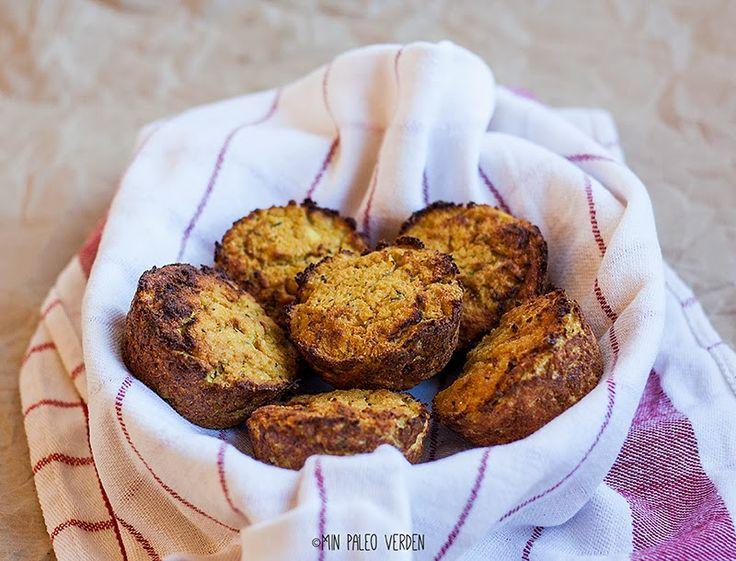 Min paleo verden: Blomkålsmuffins