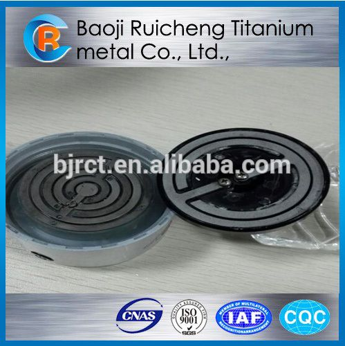Best-selling Professional titanium anode for Water electrolysis hydrogen production from China