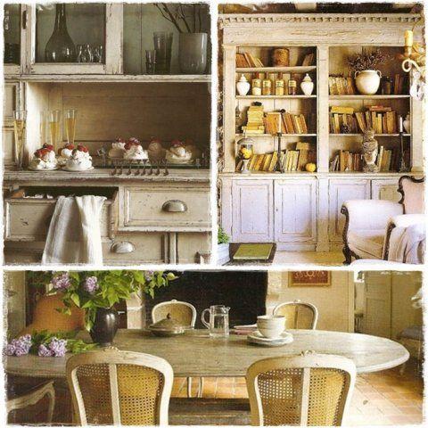Oltre 25 fantastiche idee su mobili per sala da pranzo su - Mobili in stile francese ...