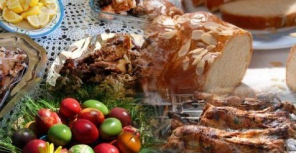 Tips για να μην πάρεις γραμμάριο στο πασχαλινό τραπέζι