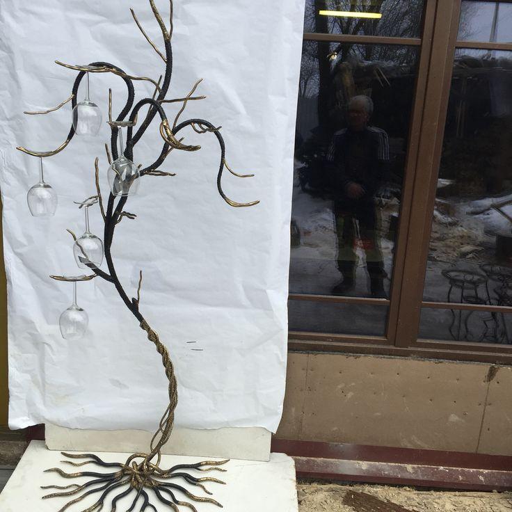Дерево для фужеров