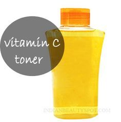 Homemade...boil I cup orange peel with one cup of water for 30 min filter apply with cotton ball for 15-20 minutes then rinse add lemon peel for oily/acne. Store in refrigerator for up to 1 month.