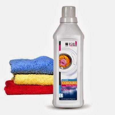 Afacerea FM Group: Detergentul lichid pentru spalat rufe VIVID COLOUR...
