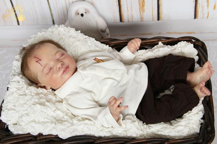 Гарри Поттер. Мальчик, который выжил... Кукла реборн Наталии Сомовой / Куклы Реборн Беби - фото, изготовление своими руками. Reborn Baby doll - оцените мастерство / Бэйбики. Куклы фото. Одежда для кукол