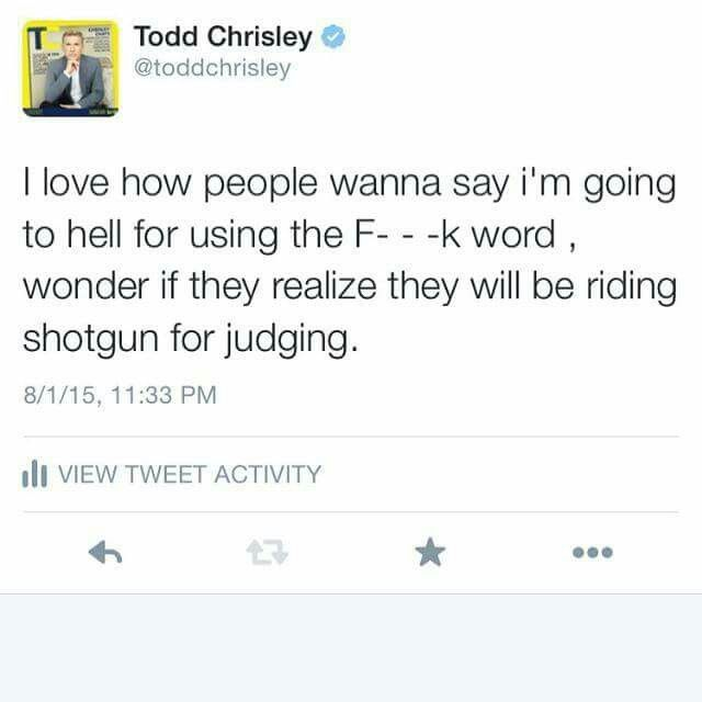 Todd Chrisley Tweets ...