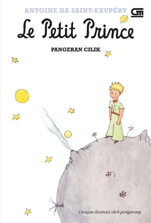 """""""Le Petit Prince (Pangeran Cilik)"""" Antoine De Saint-Exupery #buku #sewabuku #perpustakaan"""