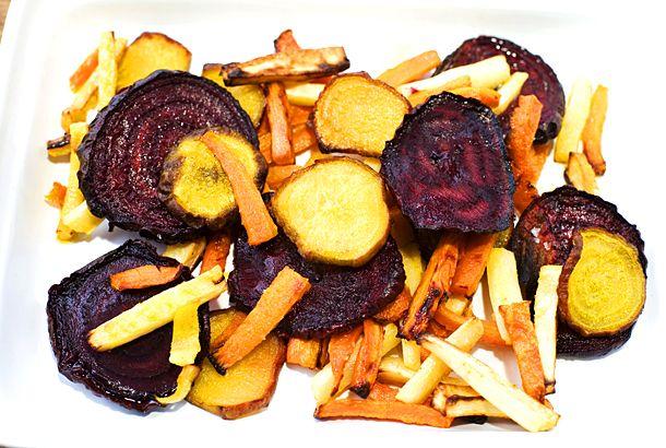 Rostade rotfrukter | Recept från Köket.se