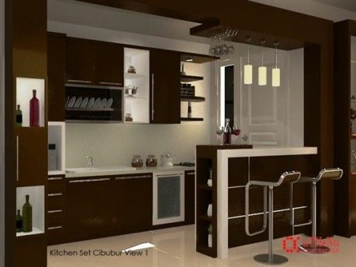15 Cocinas Modernas Color Marrón