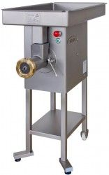 A meat mincer is a grinder. It pieces meat into very small pieces and in this way makes a paste of meat. A butcher keeps cutters of different types and sizes. Butchers' shops have chopping boards, bandsaws, scalers and grinders. What is a grinder doing in a butcher's shop or what use could a meat retailer make of a grinder? Visit here:- http://www.ibook21.com/article/234455/what-makes-a-good-food-grinder/