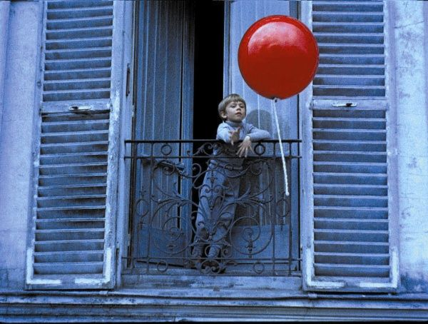 Le ballon rouge- an all time favorite movie..