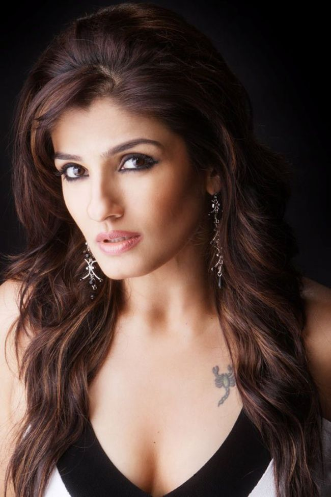 Raveena Tandon was born on October 26th, 1974 in Mumbai, Maharashtra, India. http://hubpages.com/entertainment/Bollywood-Women-7