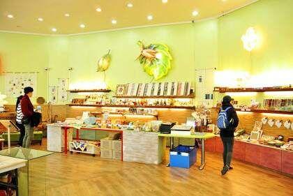 Souvenir Shop in Busan Tower