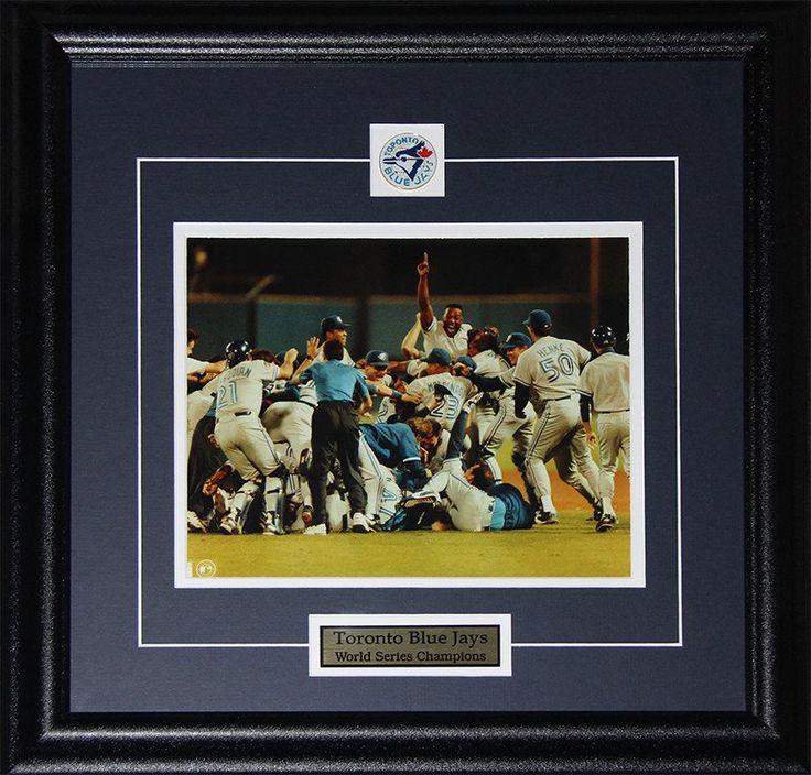 1993 Toronto Blue Jays  World Series Celebration  8x10 Photo Framed $59.99 plus tax