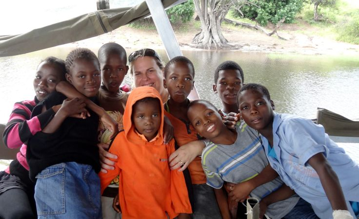 Boat Cruise Outing with 72 children from the Red Cross -- Pure joy on children's faces