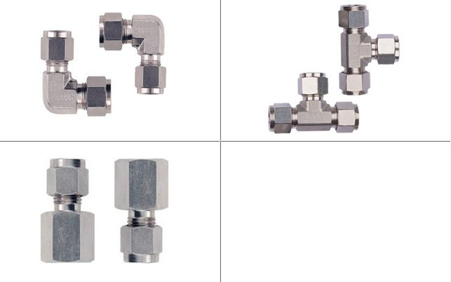 Stainless Steel Compression Fittings #StainlessSteelCompressionFittings