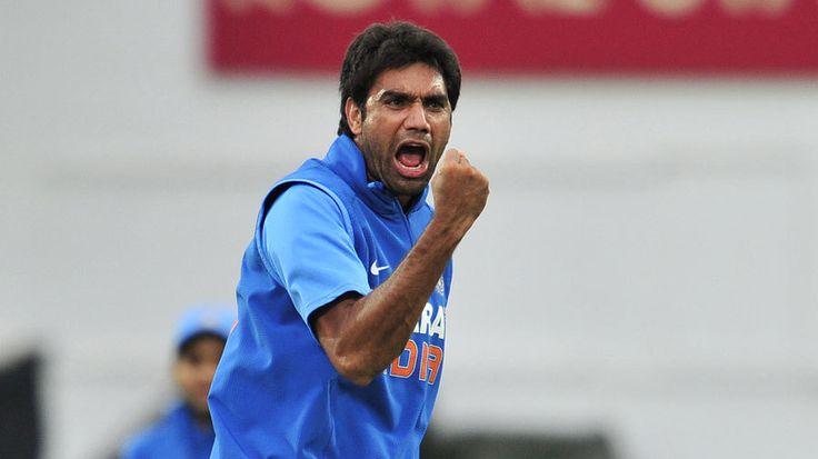Mr. Zahir Rana wishes Cricketing Talent, Munaf Patel, a Happy Birthday.