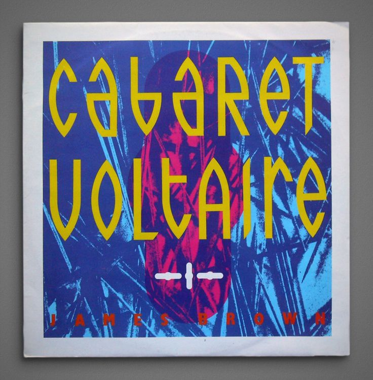 Cabaret Voltaire + James Brown