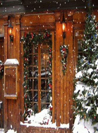 Christmas At The Cabin ☃ ☃ ☃