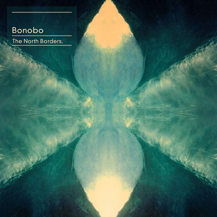 Amazing album artwork - BONOBO THE NORTH BORDERS - Leif Podhajsky