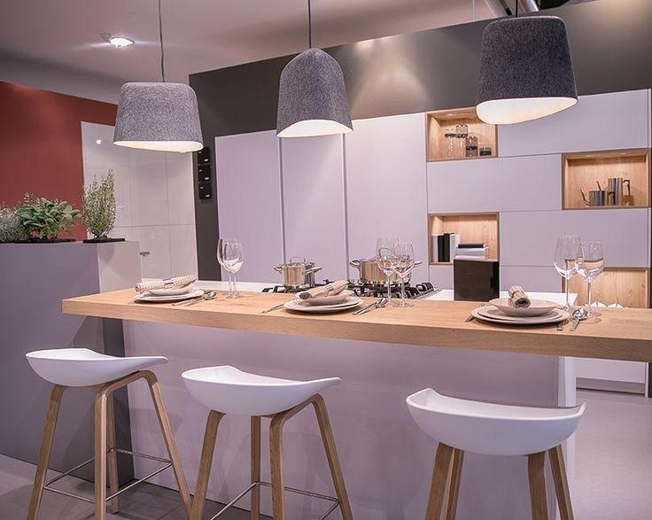 Ikea Kuechen Ideen Einzigartig Einrichtungsideen Fur Wohnkuche Clevere Kombiniert Ein Tisch Clevere Kuchenideen Kuche Mit Theke Kuche Weiss Holz