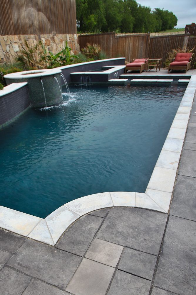 Dallas Formal Pools Rockwall Custom Pool Formal Pool