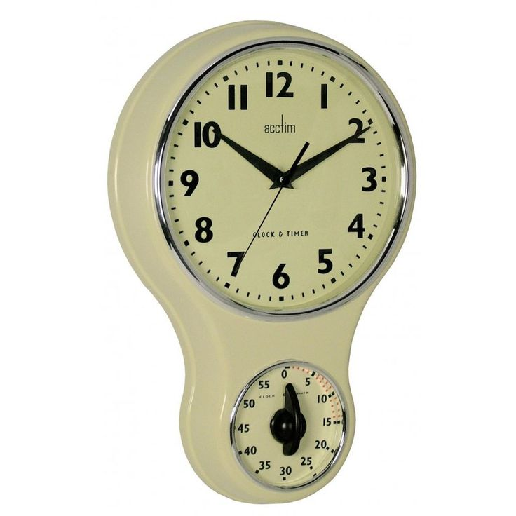 17 best ideas about kitchen wall clocks on pinterest