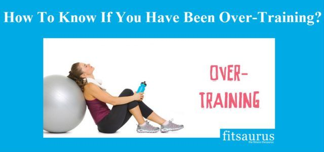 Working out for, say, 1-1.5 hours a day for 5-6 days a week is adequate but anything more than that will only harm your body. There are times when we involuntarily overdo but don't realize it immediately