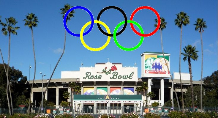 Rose Bowl Ready to Host 2024 Olympic Events