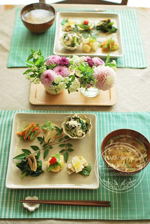 和食でワンプレートランチ