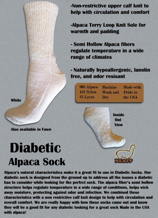 Gentle Touch Diabetic Sock