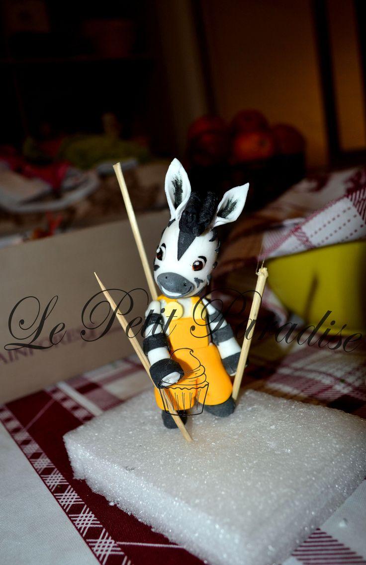 ♔Zou Cebra Decoration cake  https://www.facebook.com/petit.paradise/photos