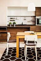 Classic to Eclectic: Dinning Rom Scale: 3