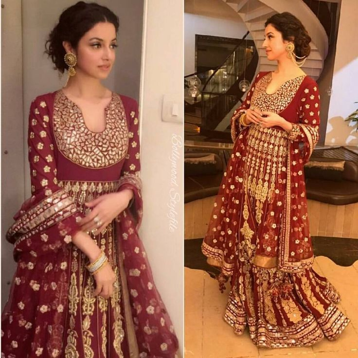 #styleonset with #DivyaKhosla as she styles up for a friend's wedding #fashiondiaries #pakstylefile #couturelove