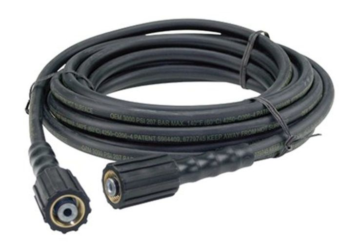 Briggs & Stratton 1/4-Inch X 25' Replacement Pressure Washer Hose Genuine Part  #BriggsStratton