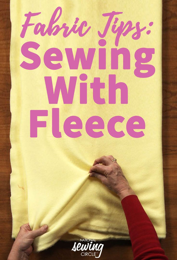 Fleece can be a great fabric to work with and in this video ZJ Humbach shares with you why sewing fleece is one of her favorites! At 60 inches wide it's one of the more cost effective fabrics to buy, it's warm and lightweight, and has the added benefit of not raveling. This not only makes it easy to work with, but with no need to finish edges it makes it great for whipping up last minute gifts like blankets!