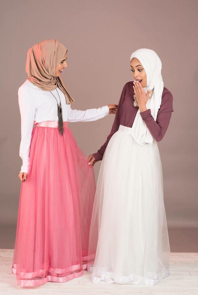 @kabayarefashion | Tulle Skirt