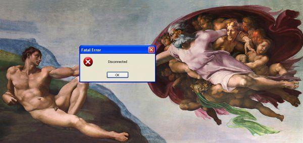 Le grandi opere d'arte se ci fossero stati i social network.