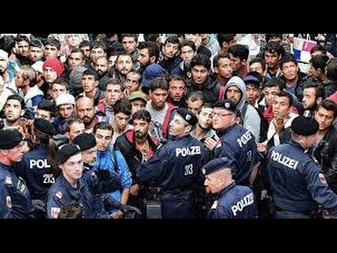 Niemcy nie radzą sobie już z emigrantami!!!