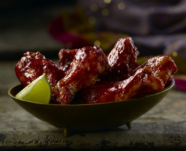 Tandoori Chicken Wings #VH #sauces #recipe