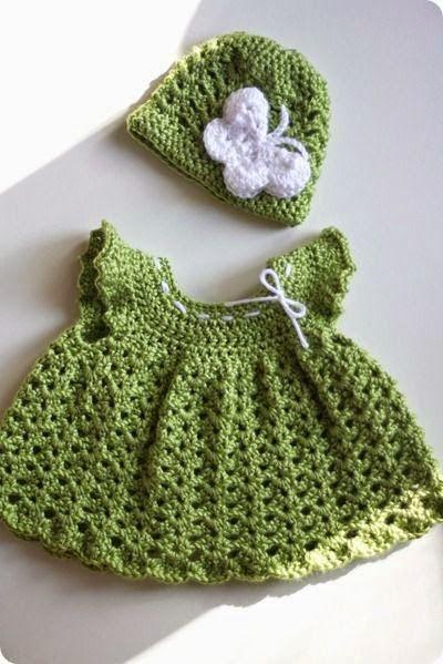 Free Crochet Set Pattern
