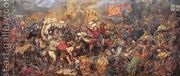 Battle of Grunwald  by Jan Matejko