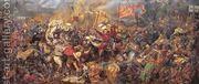 Battle of Grunwald  by Jan Matejko