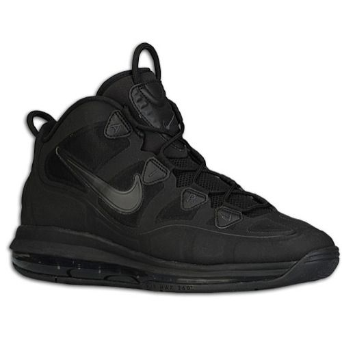 nike air max uptempo fuse 360 mens basketball shoes black black a classic 1996