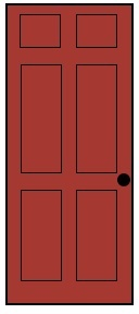 images about front doors what color should i paint my front door. Black Bedroom Furniture Sets. Home Design Ideas