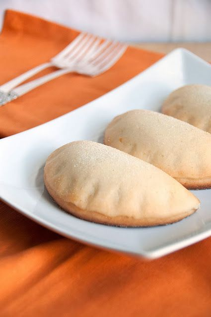 Apple Butter Hand Pies (Recipe) | D: Hand Pies Dessert | Pinterest